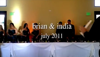 Brian & India Love Story